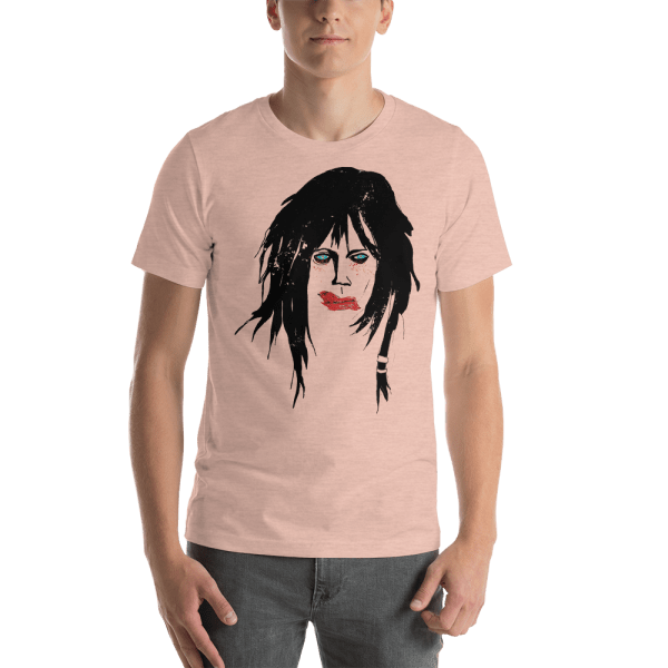 Chisteene Shirt – Heather Prism Peach