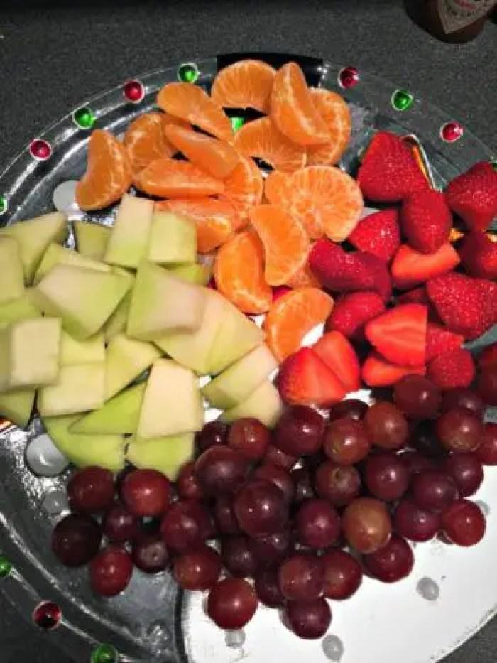 Being A Mum | Fruit Platter http://oddhogg.com