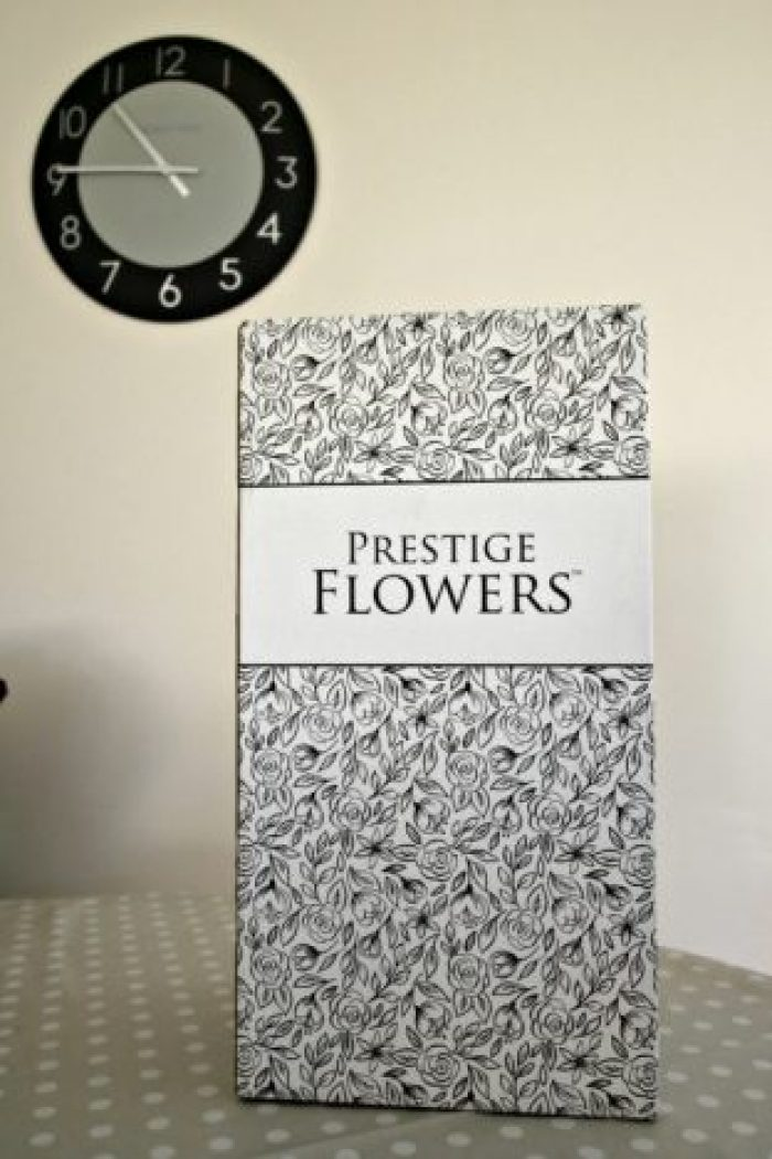 Prestige Flowers Review | Packaging http://oddhogg.com