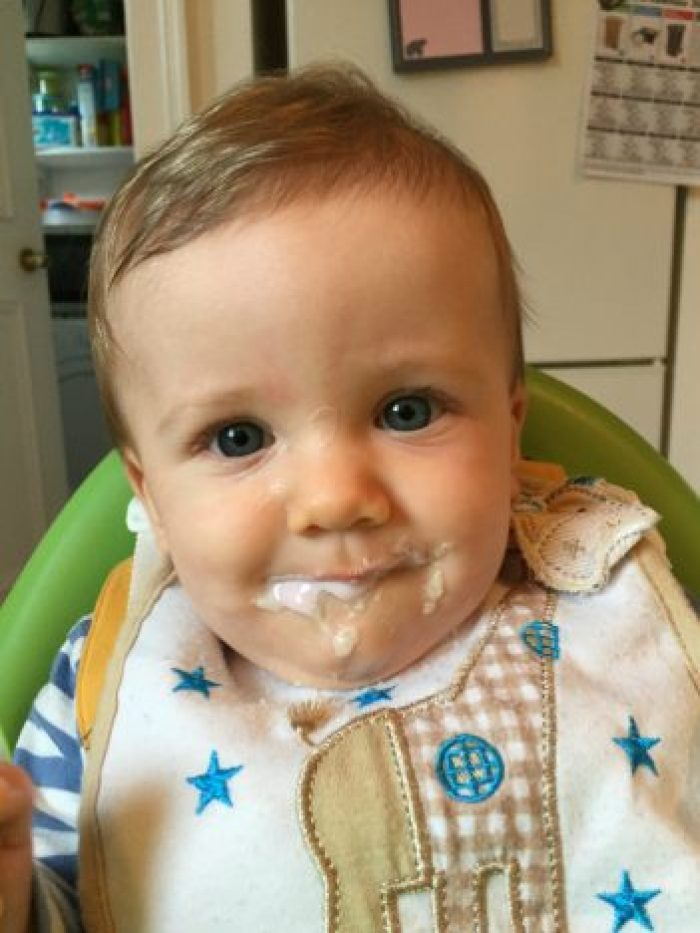 How We Chose To Wean | Piglet 7 Months Old http://oddhogg.com