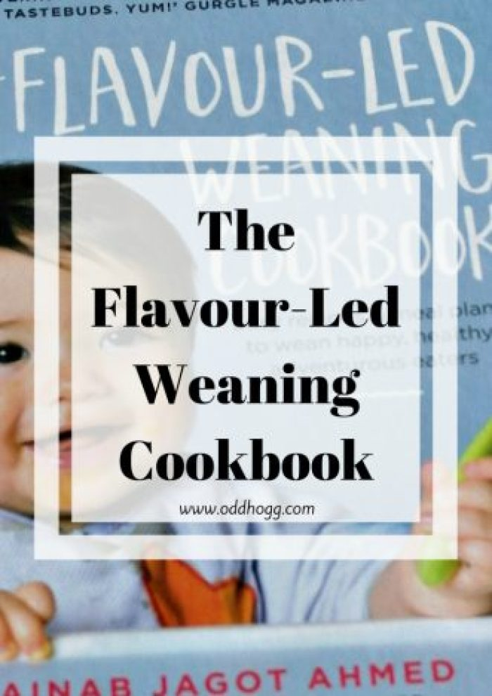 The Flavour-Led Weaning Cookbook | When looking for recipe ideas for weaning you don't need to look any further. I have reviewed this book and its suitability for baby led weaning or normal weaning and loved it. Lots of meal inspiration and things to enjoy as a family http://oddhogg.com