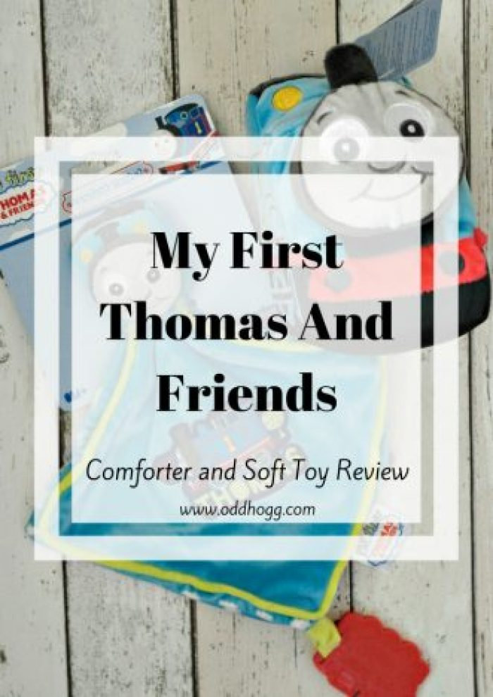 My First Thomas Comforter and Toy Review | We have been trying the new range of thomas the tank engine toys available in Tesco http://oddhogg.com