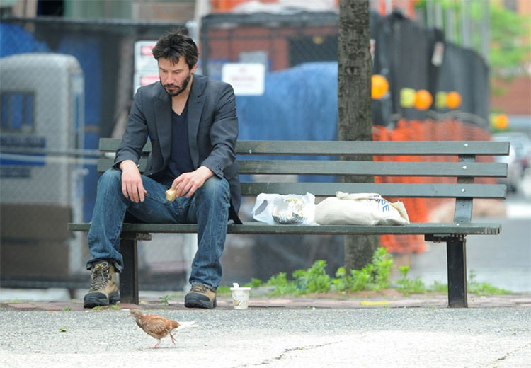 Image result for sad keanu 3d