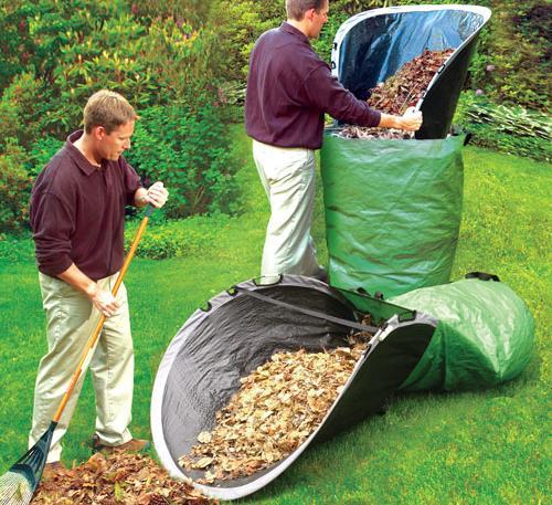 Easy Way Bag Leaves