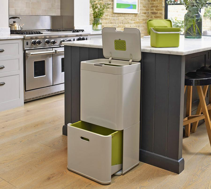 Intelligent Waste All In One Garbage Recycling And Food