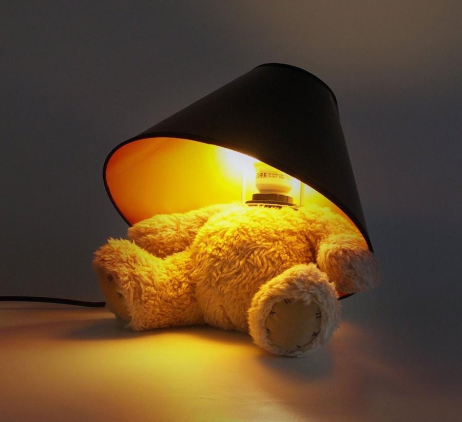 How Make Fake Light Bulb