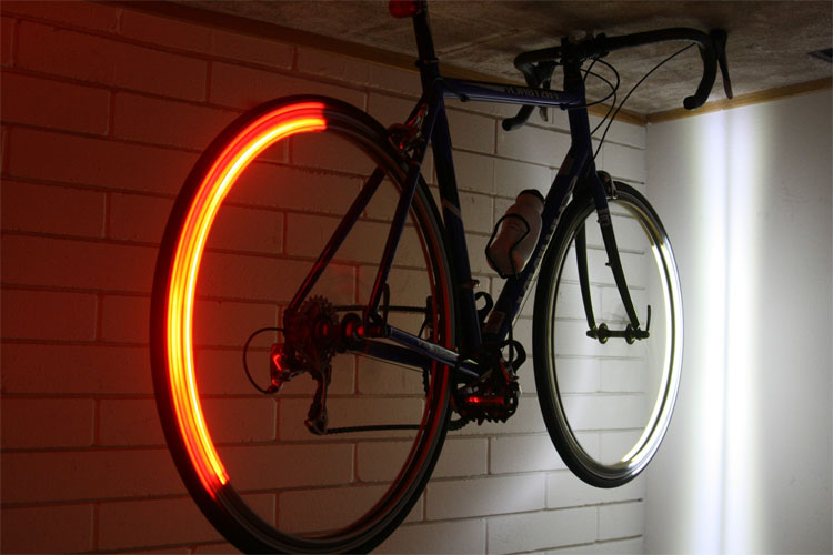 RevoLights Lights For Your Bicycle Tires
