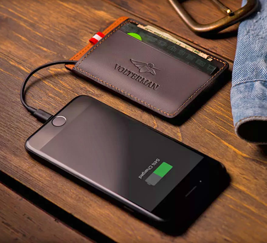Smart Wallet Takes Picture Of Wallet Thieves And Sends