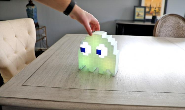 Pac-Man Lamps