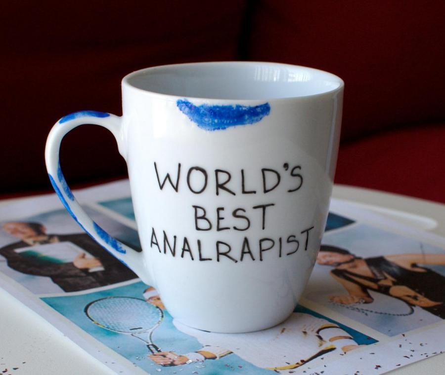 Worlds Best Analrapist Coffee Mug