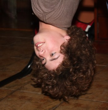 Cole upside down