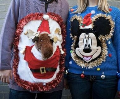 Ugly Christmas Sweater Adventure