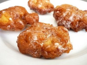 Giving Tuesday, Apple Fritter Day
