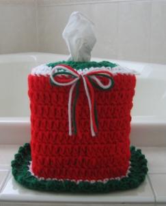 Christmas-Tissue-Cozy