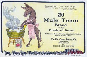 mule team ad