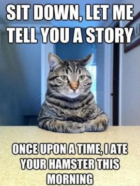 Tell you a story