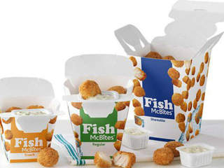 McDonalds-Fish Mcbites