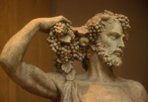 dionysus god of wine