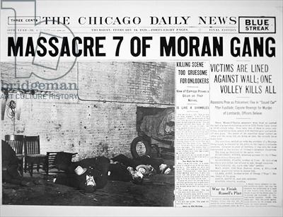 St. Valentine Day Massacre