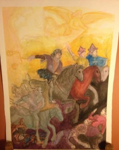waldorf-veil-painting