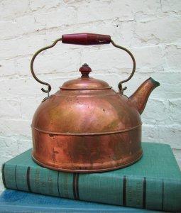 Revere teapot