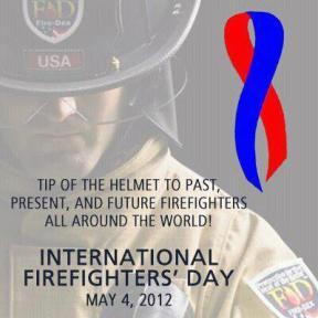 International Fire fighter day