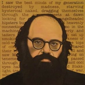 Egg Day, Repeat Day, Allen Ginsberg