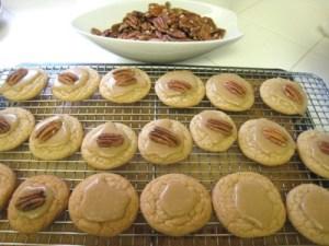 praline-cookies