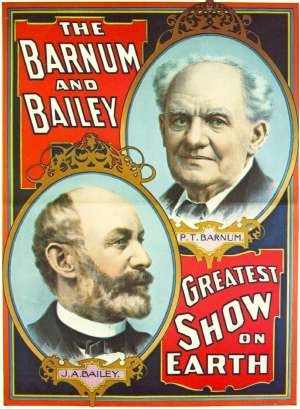 barnum-and-bailey, Bikini Day, Graham Crackers Day, Apple Turn-Over Day