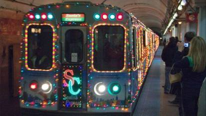 Chicago Holiday Train