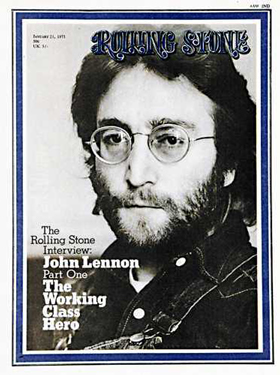 first issue of Rolling Stone Magazine