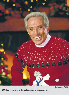 Andy Williams, Home Sweet Home Day