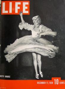 Betty Grable Legs