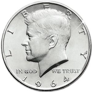 Kennedy half-dollar