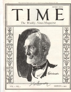 John-G.-Cannon-March-3-1923-First-Time-Magazine-Ever-Printed-Cover