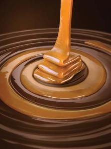 chocolate-caramel