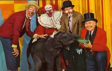 Bob Bell Bozo the clown