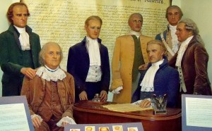 Founding-fathers, Bikini Day, Graham Crackers Day, Apple Turn-Over Day