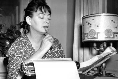 Dorothy Parker, Be an Angel Day, Eat a Peach Day
