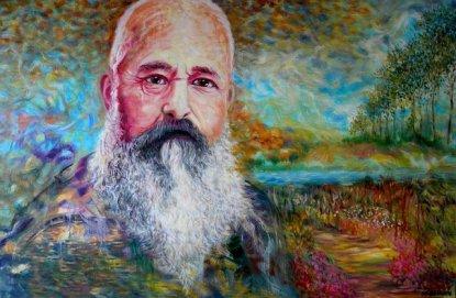 Claude-Monet, Loosen Up Lighten Up Day, Pickle Day