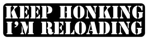 Horn Honking - Stop It!