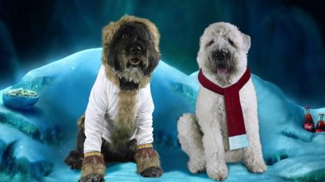 leo-and-clover, eskimo dress up, polar bear dress up