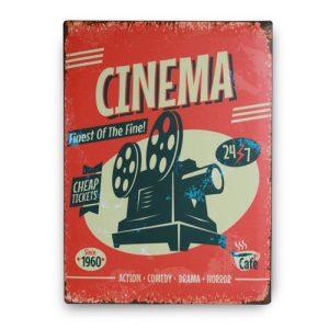 Cinema-Metallinen-Kyltti-30-x-40-cm-1
