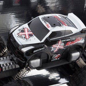 Kauko-ohjattava-Monster-Truck-Auto-1