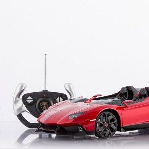 Lamborghini-Aventador-J-Kauko-ohjattava-Auto-1