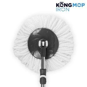 OUTLET-Kong-Mop-Iron-Pyörivä-Moppi-ja-Sanko-Ei-pakkausta-1