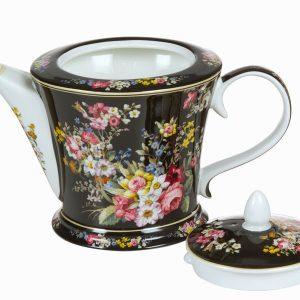 Posliiniteekannu-bloom-black-Kitchens-Deco-Kokoelma-1
