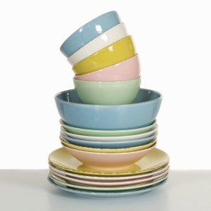 Sinapinkeltainen-saviastiasto-19-osaa-Kitchens-Deco-Kokoelma-1