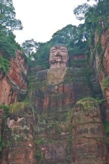 Leshan Buddha - 8