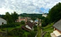 Rozmberk Castle and Village